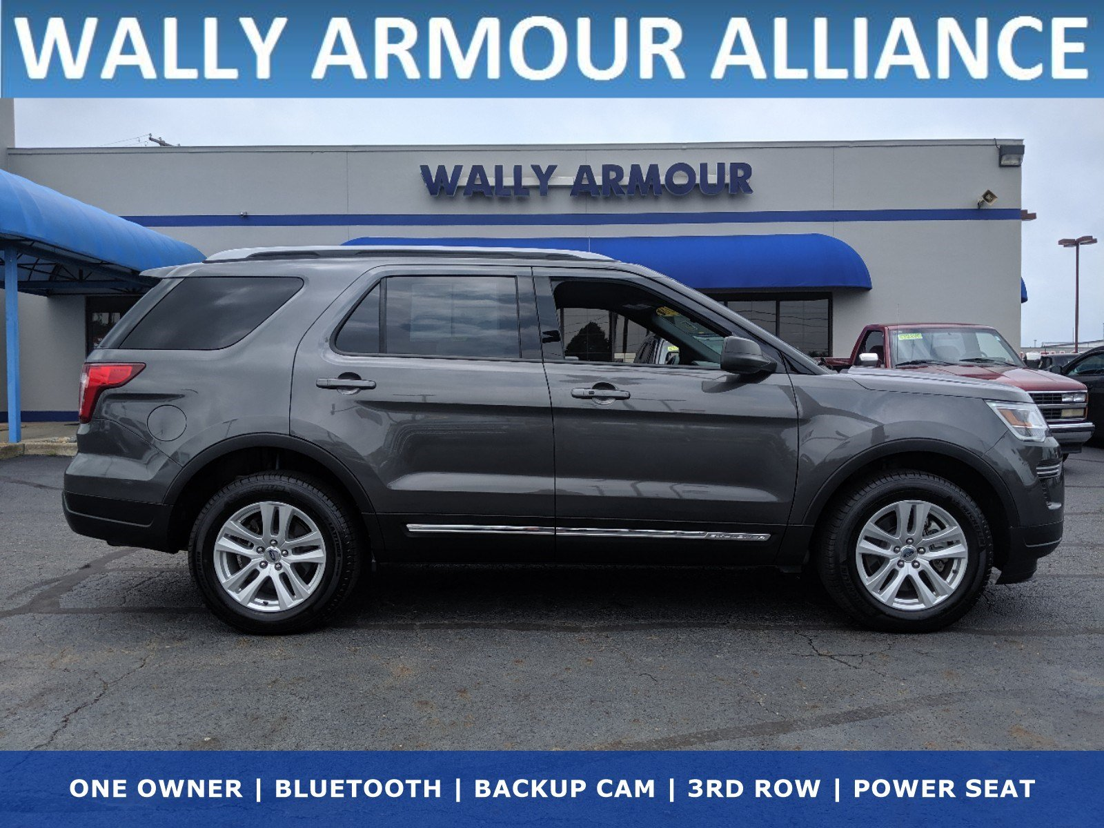 Awe Inspiring Pre Owned 2018 Ford Explorer Xlt 4Wd Dailytribune Chair Design For Home Dailytribuneorg